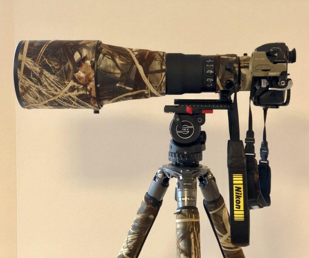 カメラ用途で使うドットサイト
