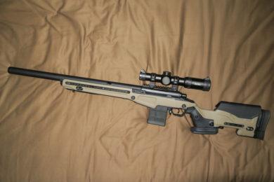 PrimaryArms GEN III ショートスコープ 1-6x24mm SFP ACSS .223/5.56