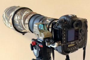 ドットサイトはカメラに必要なのか?お客様の使い方を紹介します